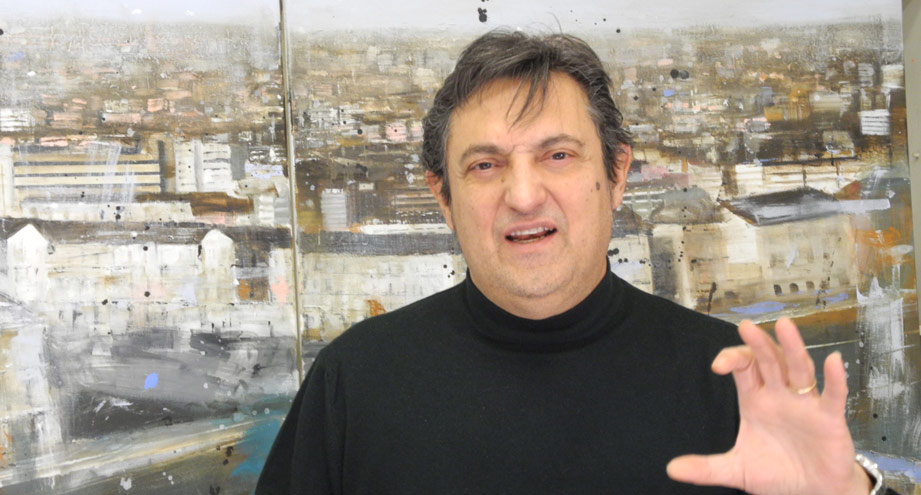 Alfredo Pini - ritratto